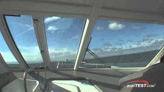 Cruisers Yachts 520 Sports Coupe 2011 Peformance Test - By BoatTest.com