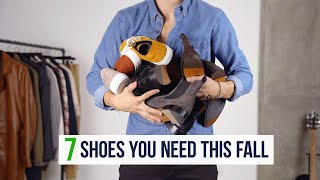 7 Best Shoes for Your Fall Clo…