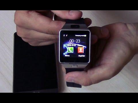 12e7a876df5f4 60 Liralık Kameralı Ucuz Akıllı Saat İncelemesi- DZ09 Smart Watch ...
