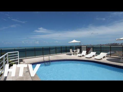 Apartamento Atlantic Ocean Residence, Fortaleza