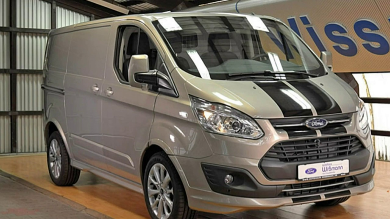 ford transit custom sport ttgygd23961 titan grau autohaus. Black Bedroom Furniture Sets. Home Design Ideas