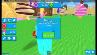 Roblox Icecream Simulator Codes 2018 *NEW WORKING CODE* [20,000 GEMS]