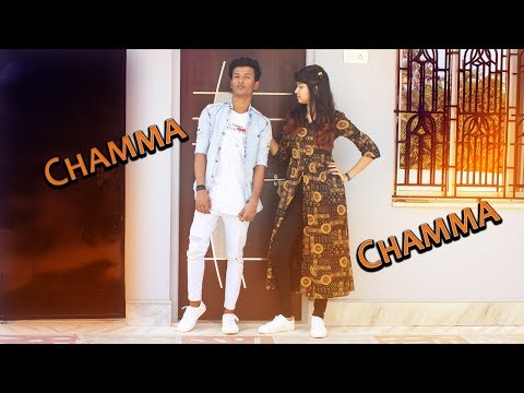 Chamma Chamma Song Dance  New  Biswajit Mondal Choreo