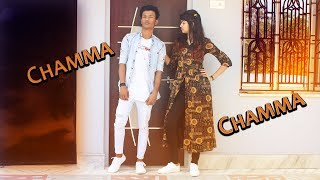 Chamma Chamma Song Dance Video New Version Biswajit Mondal Choreo