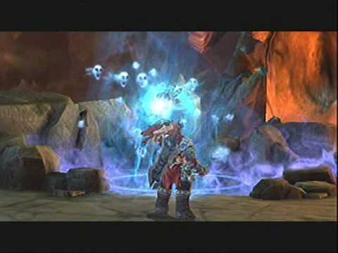 Darksiders Walkthrough Part 4 - The Search for Vulgrim & Darksiders Walkthrough Part 4 - The Search for Vulgrim - YouTube
