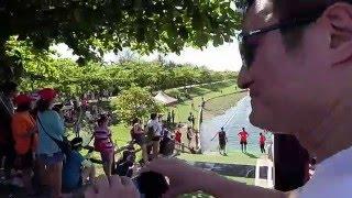 CHALLENGE TAIWAN 游泳上岸影片
