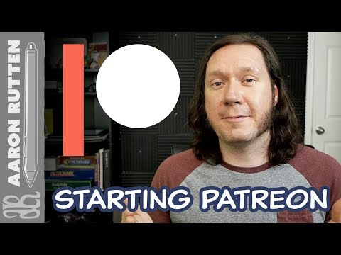 When Is The Best Time to Start a PATREON Page? - Digital Artist Vlog