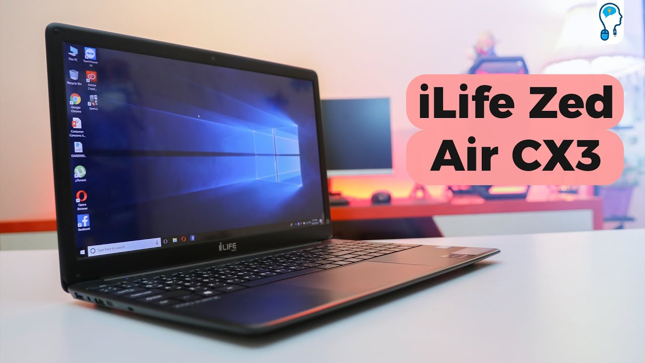 Ilife Zed Air Cx3 A Budget Laptop Review Youtube