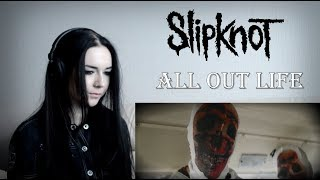 Slipknot - All Out Life [Reaction / Реакция]