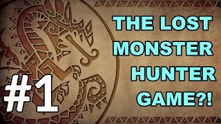 THE LOST MONSTER HUNTER GAME?! Monster Hunter 2 / Dos for PS2! Part 1