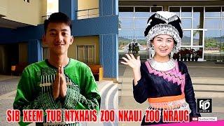 Hmong News 2017 - Miss Hmong University !! Sib Xeem Tub Ntxhais zoo Nkauj Zoo Nraug