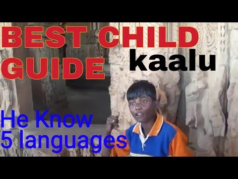 Can you speak fluent English like Kalu|best tourist GUIDE|