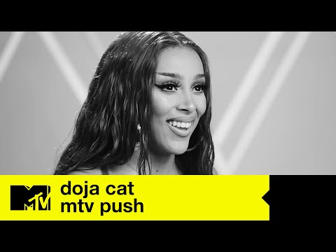 Get to know ... Doja Cat! 'I couldn't breathe on stage...' | MTV Push