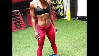 Fitness movtivation lovely girl- Fitness collection all cute girl