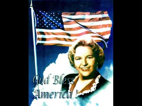 c673080eeea19a Kate Smith and God Bless America  75th Anniversary! - YouTube