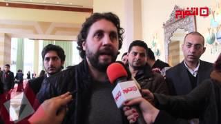 هشام ماجد و«أبوحفيظة» وعمرو خالد في حفل إطلاق حملة «أخلاقنا» (اتفرج)