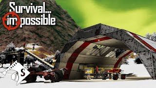 Survival Impossible - 1 Year on Omicron #52 - Space Engineers Hardcore Survival