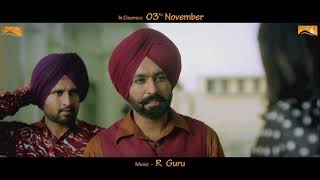 Sardar Mohammad  (Dialogue Promo)  Tarsem Jassar | White Hill Music | Releasing on 3 Nov