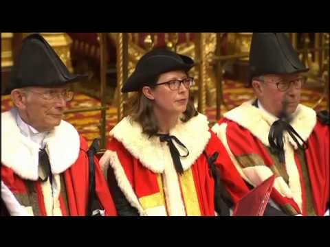 Prorogation - end of the 2016-17 parliamentary session: 27 April 2017