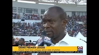 Ghana Premier League - AM Sports on JoyNews (13-12-17)