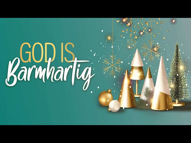 God is Barmhartig | Ritmia Erediens - 13 Desember