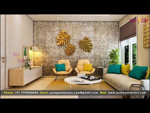 Reliance Green Village 3BHK Premium Villa Interior Design by Pushpa Interior