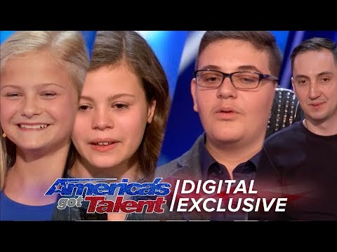 Relive All Of The Golden Buzzers From The Season 12 Auditions - America's Got Talent 2017 (Extra)