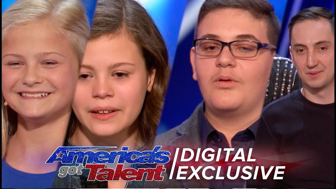 Americas got talent 2017 full episodes - Relive All Of The Golden Buzzers From The Season 12 Auditions America S Got Talent 2017 Extra