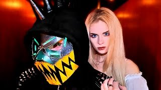 BASSZILLA feat. OMNIMAR - Ghost In My Head (Official Video)