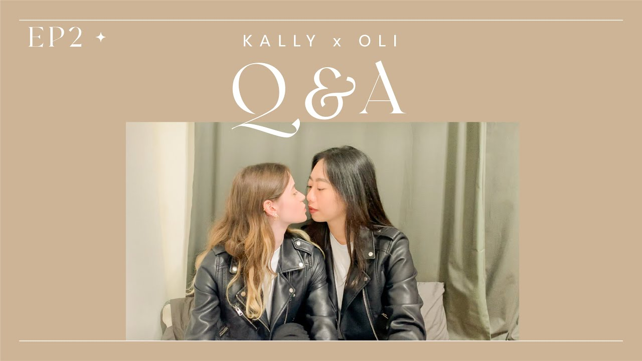 Download Q&A PART 2 I Taiwan l Poland l Lesbian Couple