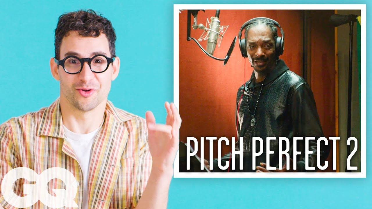 Jack Antonoff Breaks Down Music Production Scenes from Movies | GQ