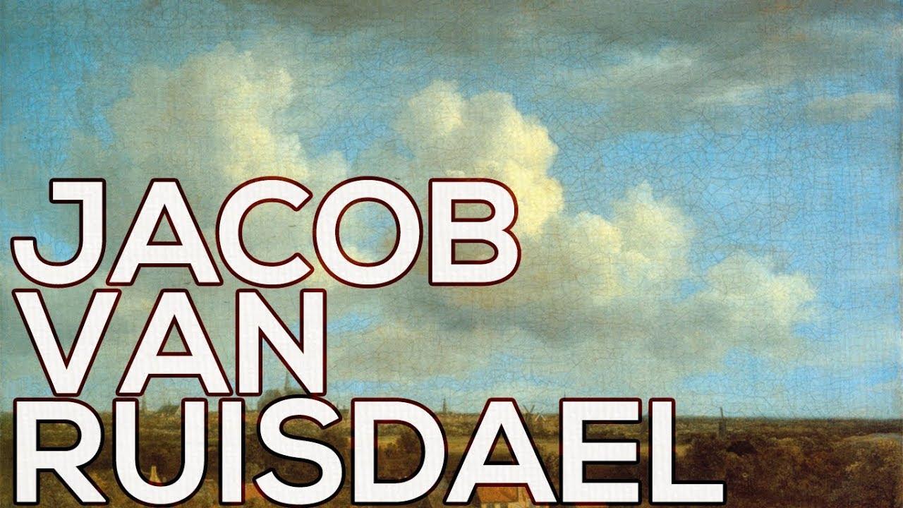 jacob van ruisdael paints bentheim