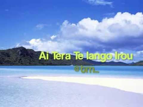 Ai Tera Te Iango Irou - Kiribati@tm..