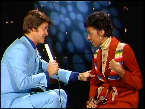 American Bandstand 1976- Interview Natalie Cole