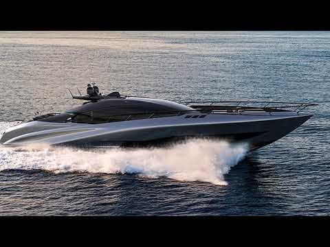 SuperYacht of the Week : Le concept de yacht A88 GranSport par Officina Armare