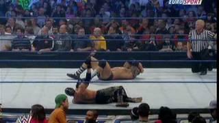 WWE Batista VS Rey Mysterio(Po Polsku)
