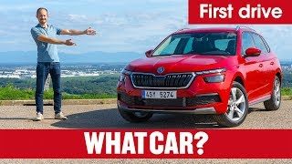 2020 Skoda Kamiq SUV review - the world's best small SUV? | What Car?