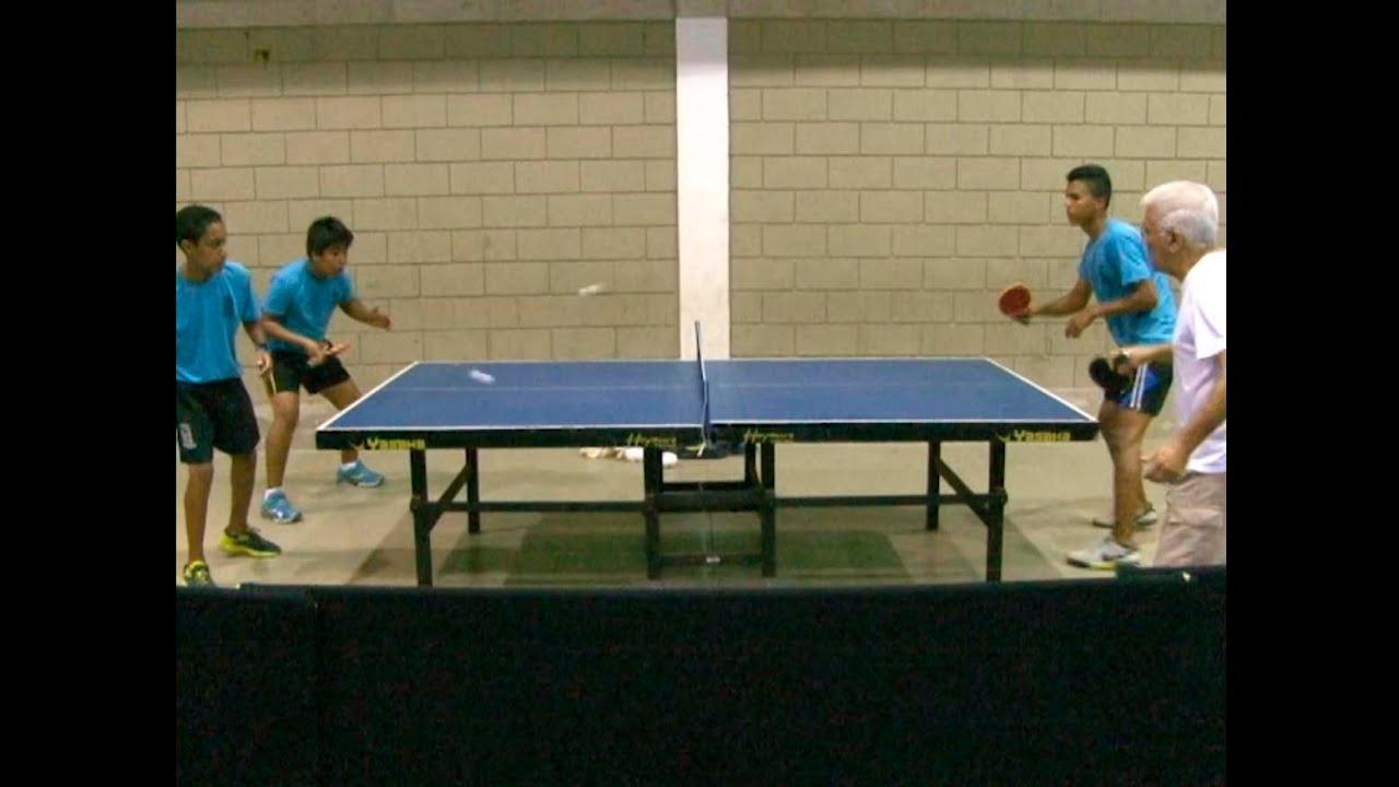 TV Costa Norte - Tênis de mesa é esporte para todas as idades em Bertioga