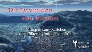 DIE BOSNISCHEN PYRAMIDEN - Trailer Deutsch - Nominiert Cosmic Angel 2014