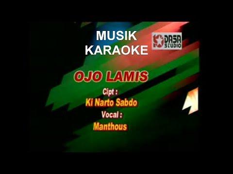 Ojo Lamis - Mantos (KARAOKE) HD