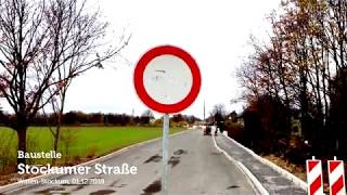 Witten-Annen / -Stockum: Stockumer Strasse wird später fertig