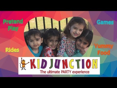 Kid Junction with AmiRay