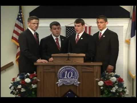 Keep on the Firing Line - Ambassador Baptist College Men's Quartet