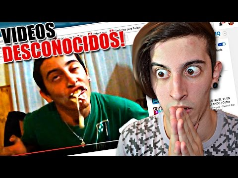REACCIONANDO A MIS VIDEOS SECRETOS!! - Especial 500.000