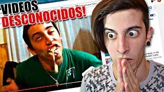 REACCIONANDO A MIS VIDEOS SECRETOS!! - Especial 500.000 thumbnail