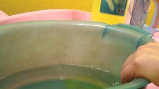 видео Как правильно стирать жесткий ламбрекен?