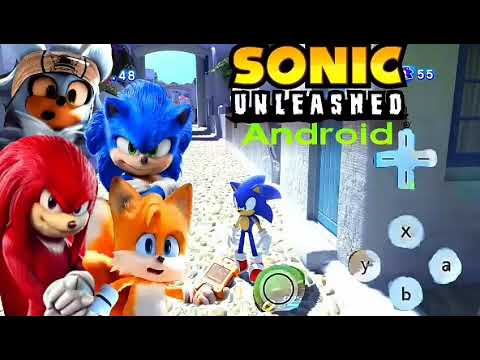 sonic unleashed apk