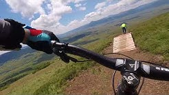 Followcam in Bike Park Vrana, Stozer Kupres, BiH
