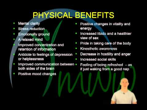 why is yoga healthy for you