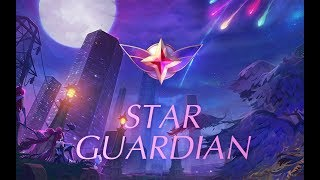 LOL編年史番外篇丨星之守護者的宿命丨平行宇宙劇情丨 LOL Chronicles - The Star Guardian and the Fate of the Parallel Universe